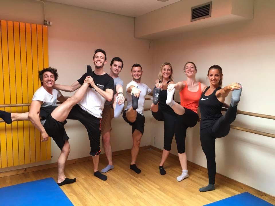Intervention sur la souplesse -Patinage Artistique et Dance sur Glace